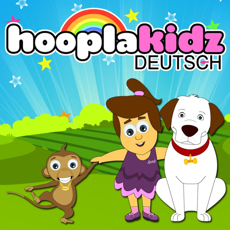 HooplaKidz Deutsch